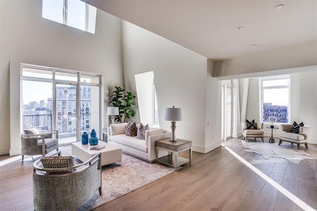 Vendome penthouse