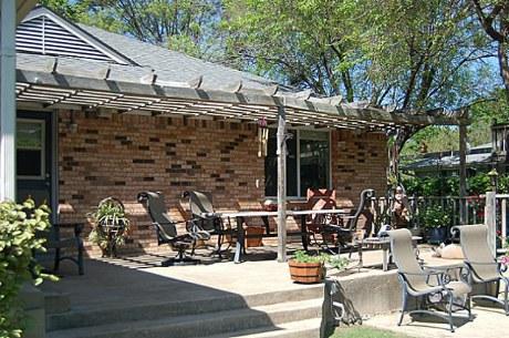 4330 Northview Backyard