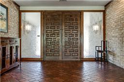5333 Walnut Hill Lane double doors