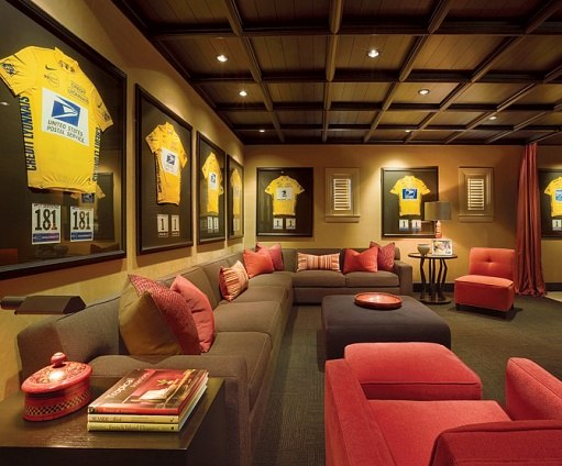 Lance Armstrong Media Room