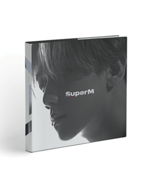 Super M 1st Mini Album KR Ver. – BAEKHYUN