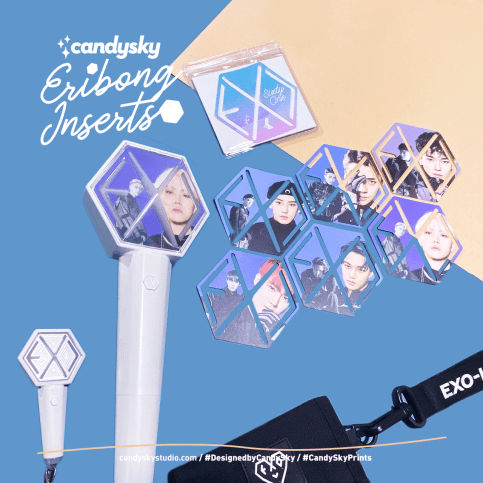 EXO Eribong Inserts: Obsession Collection