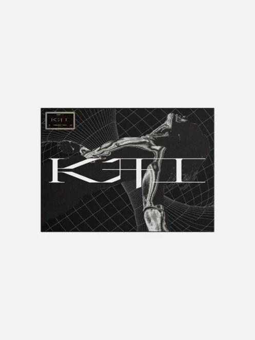 KAI 카이 The 1st Mini Album [KAI (开)] - Flip Book Version
