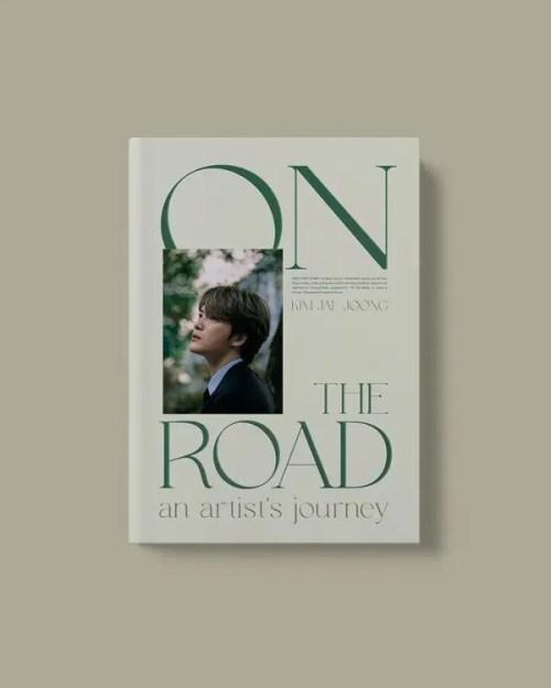 "Kim Jae Joong ""ON THE ROAD: an artist's journey"""