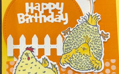 Stampin' Up! Hey Chick & Hey Birthday Chick!