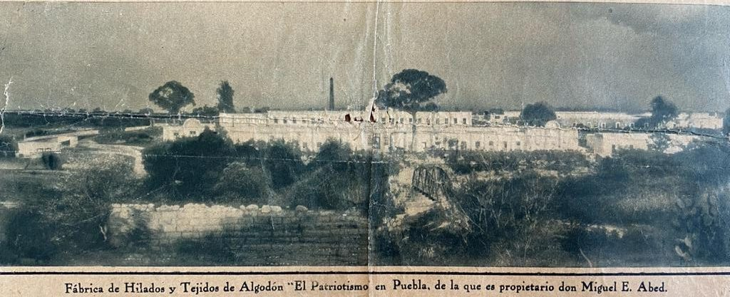 Our factory was established in 1856 at Puebla, Mexico.