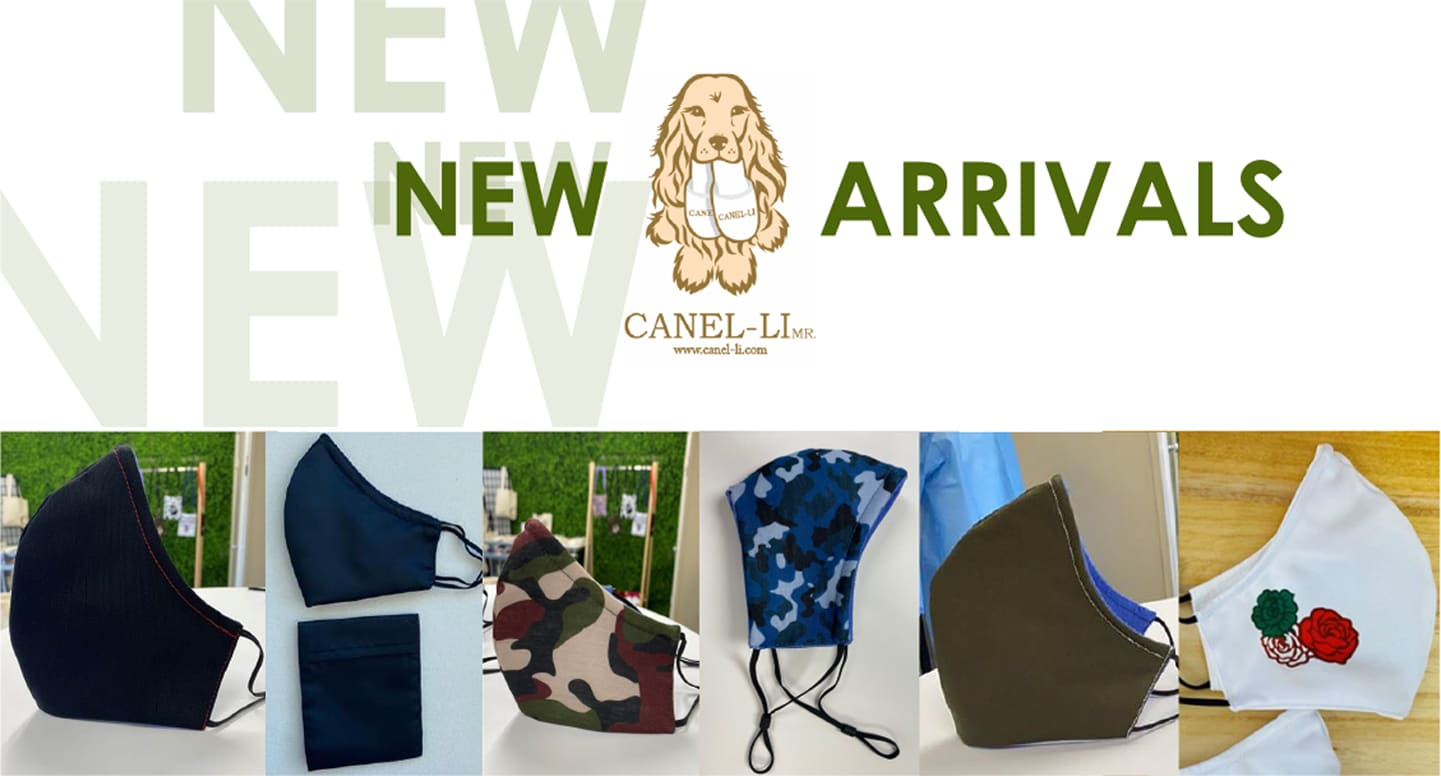 New arrivals at Canelli Store basics