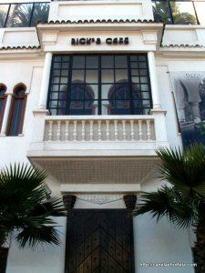 """""""Quem não se lembra do Rick´s café de Casablanca, com Humphrey Bogart?"""" – uma recriação quase fiel"""