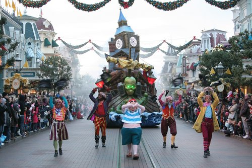 Disney Magic on Parade_2