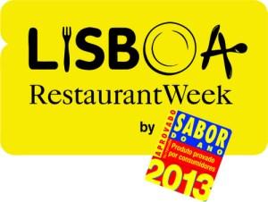 Lisboa RestaurantWeek by SDA 2013