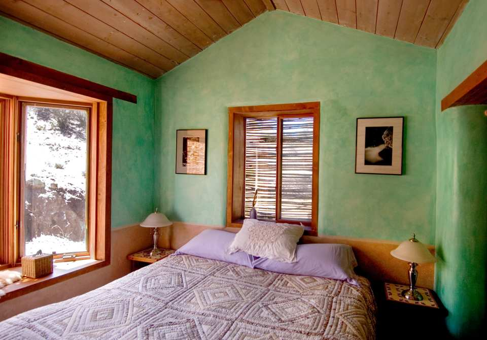 Adobe Guesthouse Bedroom