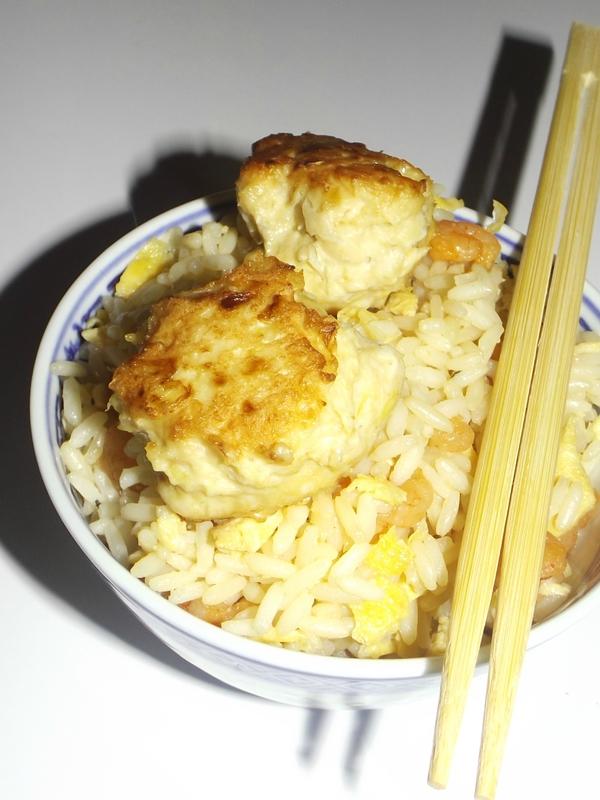 TSUKUNE ( Boulettes de poulet japonaises )