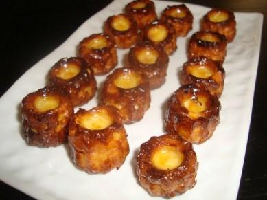 Mini-cannelés au foie gras3