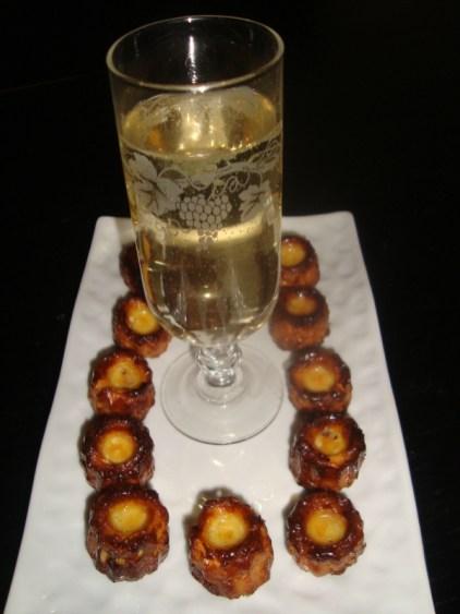 Mini-cannelés au foie gras5