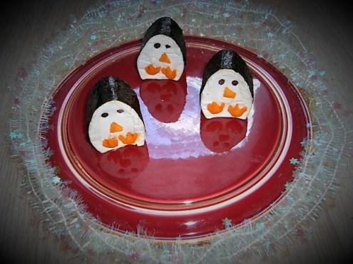 Mini Caprices pingouins (2)