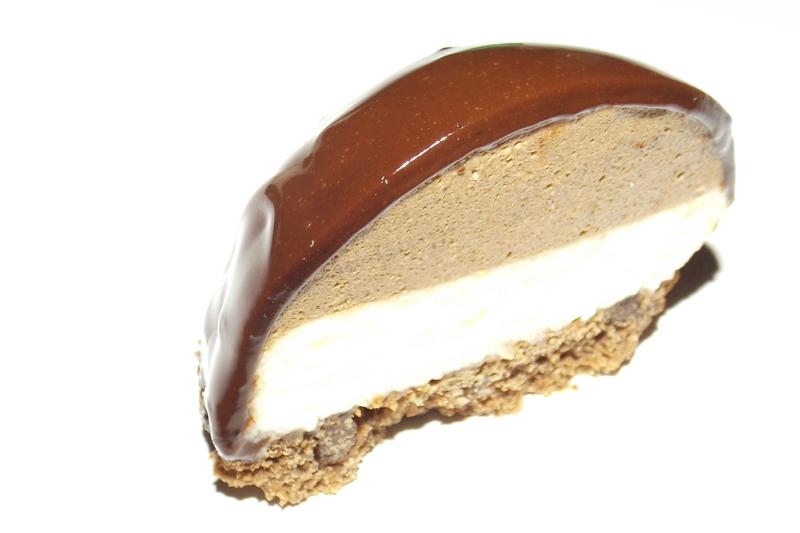 dômes bavaroises poire chocolat pour la st-valentin 4