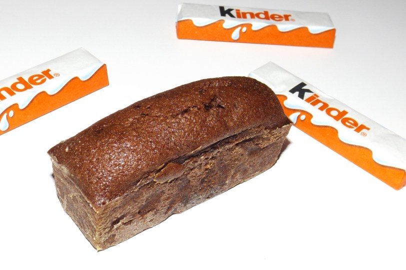 financiers au chocolat kinder2