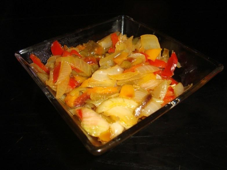 Confit de poivrons Monégasque