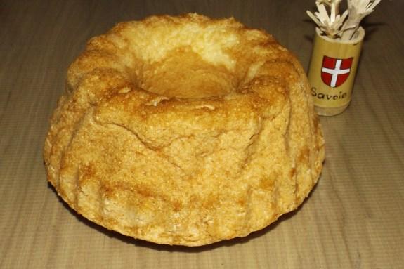 Gâteau de Savoie de Christian 2