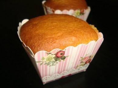 Mini-cakes aux fraises Tagada2