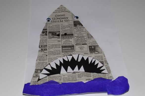 Requin (papier journal)