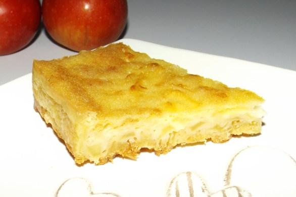 Gâteau aux pommes (léger et sans balance) 2 (08 10 2020)