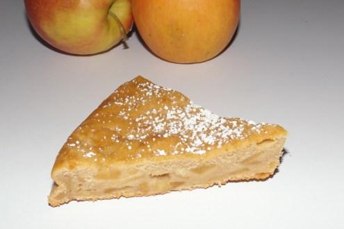 Molly cake aux pommes et au caramel au beurre salé 1 (20 09 2020)
