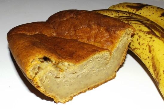 Cake à la banane et à la vanille ( recette minceur Weight Watchers ).jpg