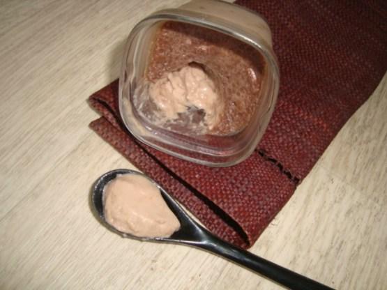Petits pots de Nutella ( à la Multidélices )2