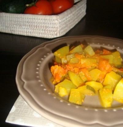 Courgettes aux épices ( recette indienne ).jpg