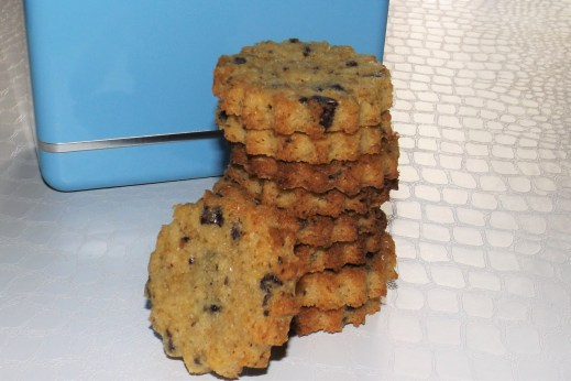Biscuits aux pépites de chocolat (de Martha Stewart)5