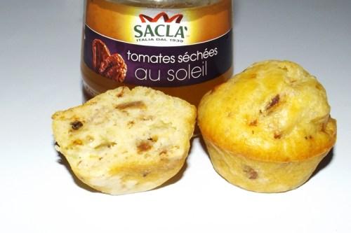 Cake Italien (mozzarella, tomates séchées et jambon de Parme)3