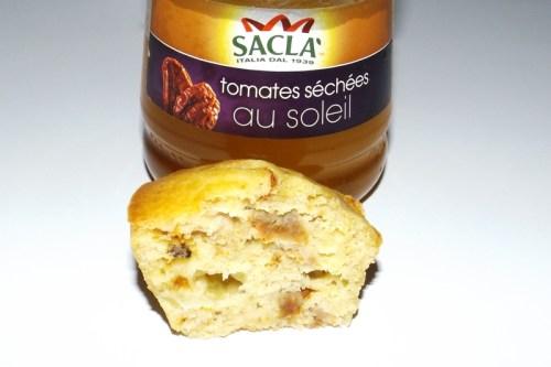 Cake Italien (mozzarella, tomates séchées et jambon de Parme)4