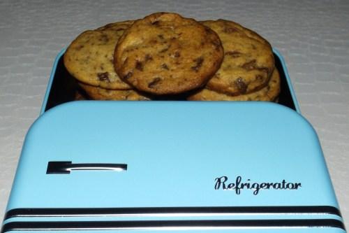 Cookies aux 2 chocolats de Cyril Lignac5