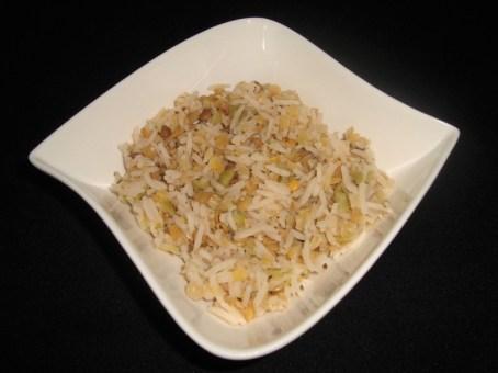 Riz au citron et à la coriandre ( recette Veggie )