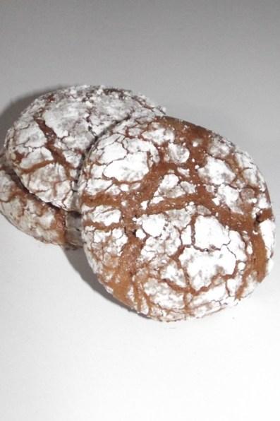 Biscuits craquelés au chocolat et au caramel beurre salé2