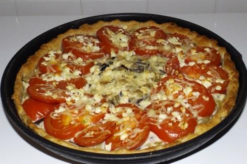 Tarte à l'aubergine et aux tomates façon moussaka.jpg