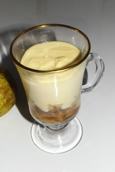 Tiramisu aux poires, à la vanille et aux spéculoos2