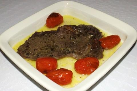 Côte de boeuf aux tomates cerises SIMPLISSIME2