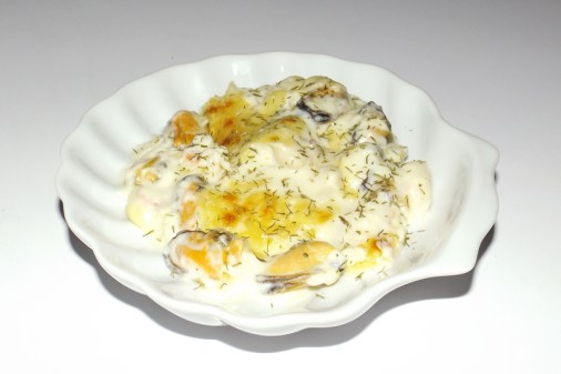 Fruits de mer gratinés à l'aneth et au parmesan.jpg