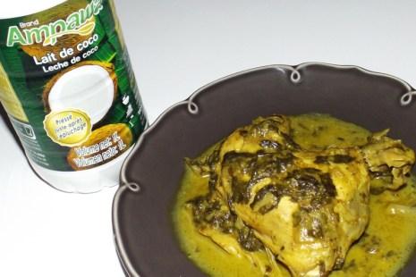Poulet Fafa spécialité tahitienne2