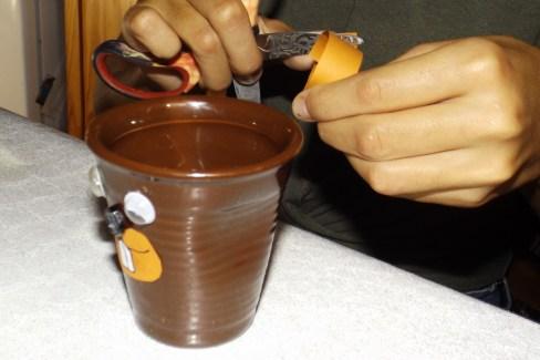 Tasses à café expresso froissé Ecureuil14