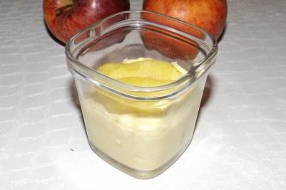 Flans pâtissiers aux pommes (Multidélices)