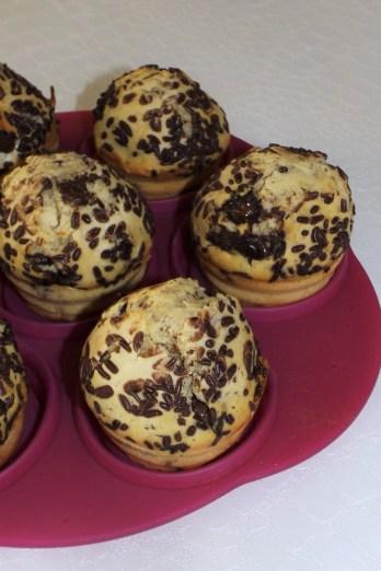 Muffins américains au beurre de cacahuète3