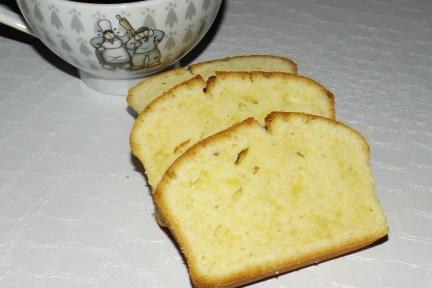 Quatre-quarts classique (gâteaux de mamie)
