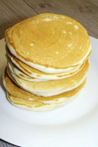 Pancakes épais et extra moelleux2
