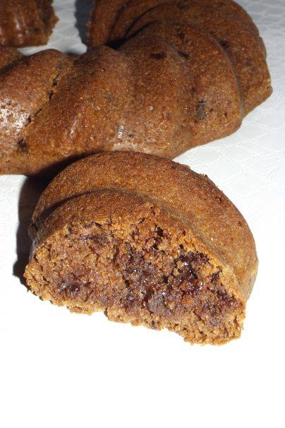 Gâteau au chocolat noir et au vinaigre blanc3
