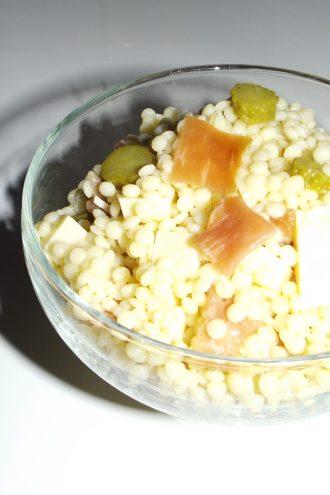 Salade de perles façon savoyarde2
