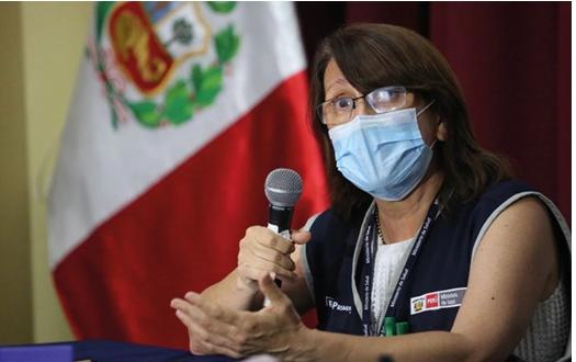 """Pilar Mazzetti tras asumir el Ministerio de Salud: """"Si me demoro, varias personas mueren"""""""