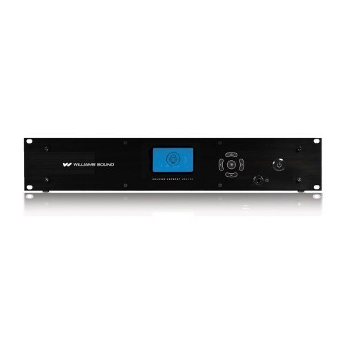 Hearing HotSpot™ Server with 32 Dante™ inputs HHS 132 D